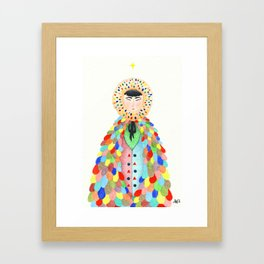 Kokusai Hoshi Framed Art Print