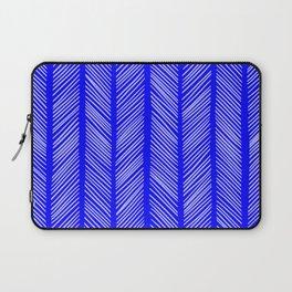 Cobalt Herringbone 2 Laptop Sleeve