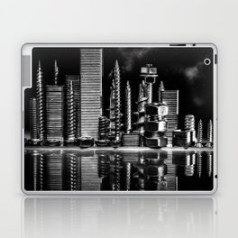 Steel City Laptop & iPad Skin