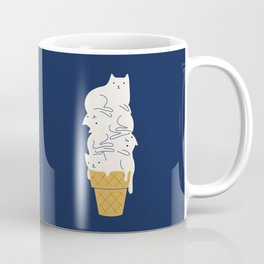 Meowlting Coffee Mug