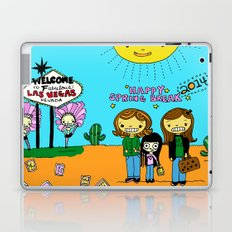 Sisters in Vegas Laptop & iPad Skin