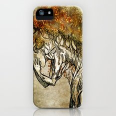 Crying Dryad Slim Case iPhone (5, 5s)