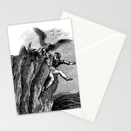 The Vulture Advocate Stationery Cards