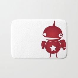 minima - slowbot 002 Bath Mat