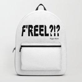 Riggo Monti Design #23 - F'REEL?!? Backpack