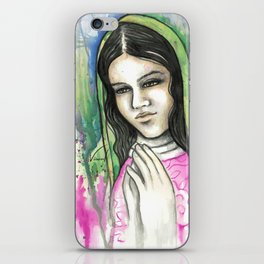 Virgen Guadalupe iPhone Skin