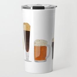 Beer Mugs Travel Mug