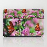 wedding iPad Cases featuring Wedding Butterfly by BeachStudio