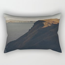 Last light of day Rectangular Pillow