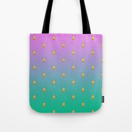 A thousand sitting dogs Tote Bag