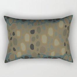 Bantam Sunfish Rectangular Pillow