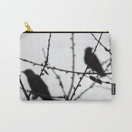 Autumn birds Carry-All Pouch
