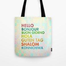 Multi Cultural Tote Bag