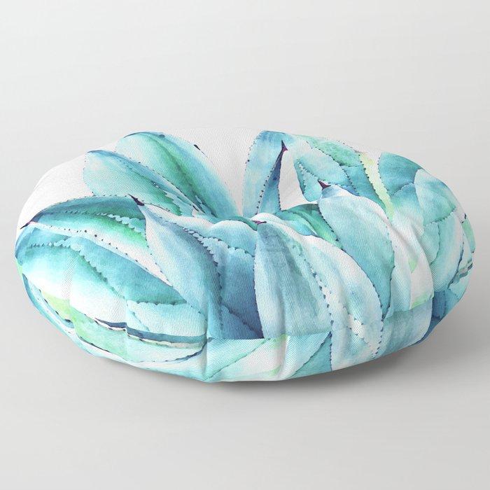Agave Vibe #society6 #artprints #buyart Floor Pillow