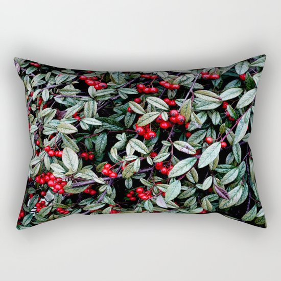 Nature's Pattern Rectangular Pillow