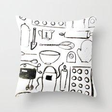 Pantry Throw Pillow