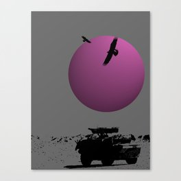 Counter Strike Canvas Print