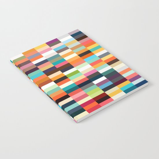 Pick a color Notebook