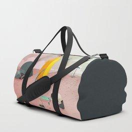 Land of Crystals Duffle Bag