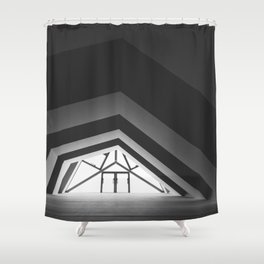 Corridor Shower Curtain