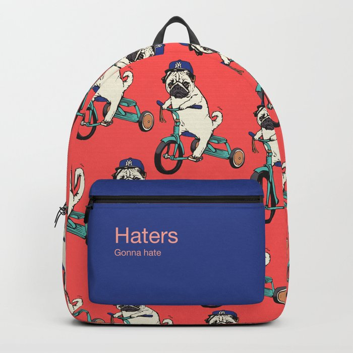 Haters Backpack