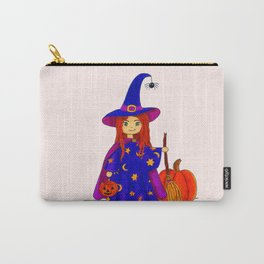 Little witch Carry-All Pouch