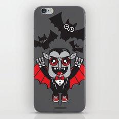 Evil Powers of Pumped up Kicks iPhone & iPod Skin