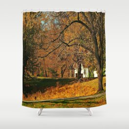 The Forge Shower Curtain