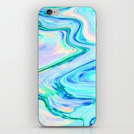 Marbled XXI iPhone Skin