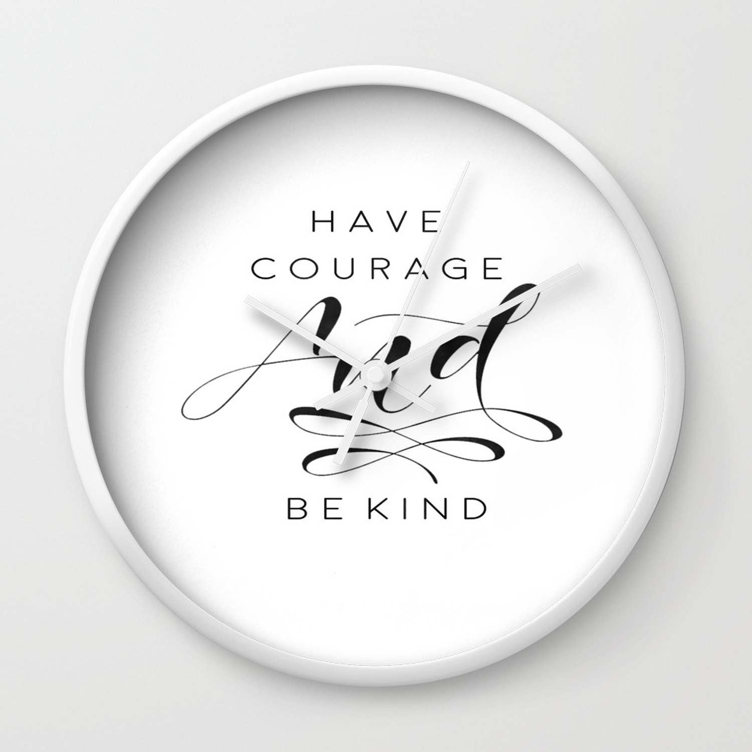 This is an image of Have Courage and Be Kind Printable within a little bit magic