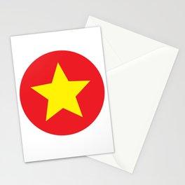 Vietnam Flag Stationery Cards