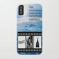 donnie darko iPhone & iPod Cases featuring Donnie Darko by Arianna Bears