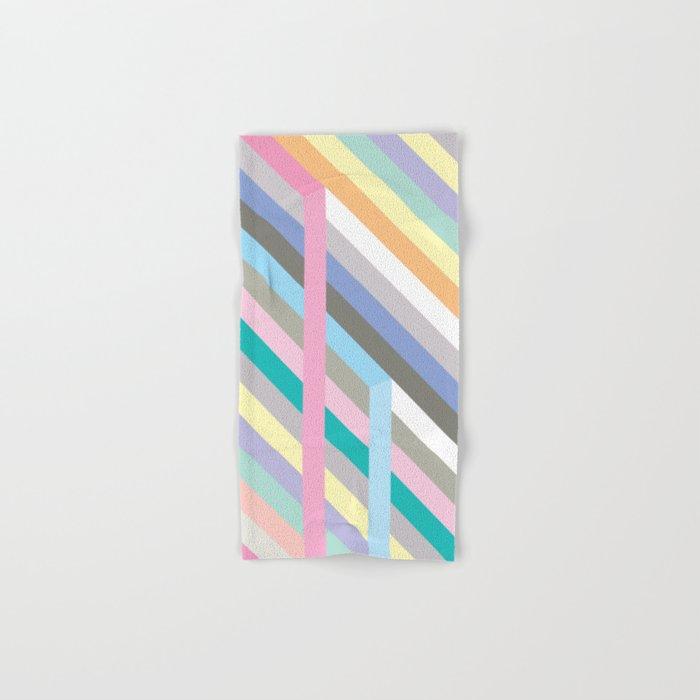 Ravel Stripes Hand & Bath Towel