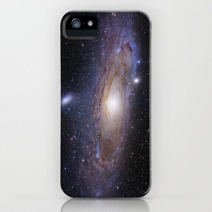Andromeda Galaxy iPhone Case