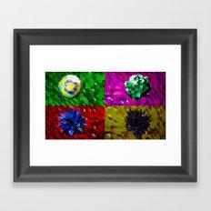 Spherish Framed Art Print