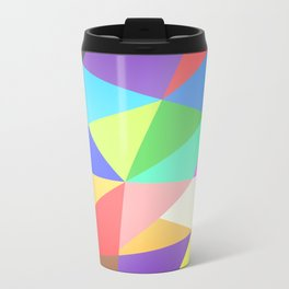 Deconstructivism Travel Mug