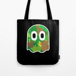 Camo Blinky Tote Bag