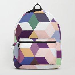 Geometrical patterns 3. Backpack