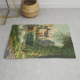 French Chateau Rug