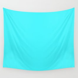 Simple Red Colour Wall Tapestry