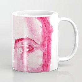Red Tears Coffee Mug