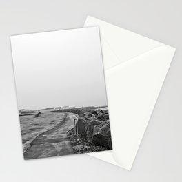 Reykjavík shore Stationery Cards