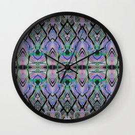 Love Meets You in the Middle Wall Clock