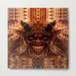 Gremlin Metal Print