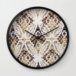 Fabric 1 Wall Clock