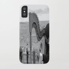 His Music Floats Down to Paris Slim Case iPhone X