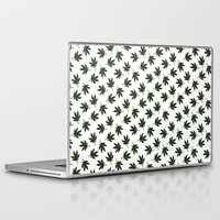 cannabis Laptop & iPad Skins featuring Cannabis by WeedPornDaily