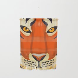 Tiger Wall Hanging