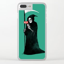 Death's Followers Everyday Clear iPhone Case