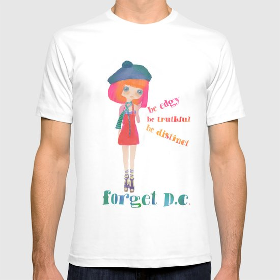 forget p.c. T-shirt